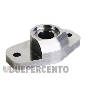 Piastra di fissaggio ammortizzatore anteriore, disopra, per Vespa PX125-200E Lusso/´98/MY/T5 acciaio, fresato a CNC, Abbassamento 15 mm