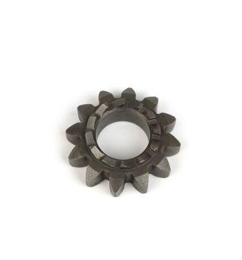 Ingranaggio avviamento 12/12 denti, Ø 20,5 mm PIAGGIO per Vespa PX 125-200 2°/ P200E 2°/Lusso/ `98/ MY/ 11/ T5/ Cosa