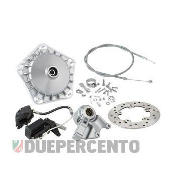 Freno a disco anteriore GRIMECA old style NT con perno Ø 20mm per Vespa PK50-125/ X/ XL2/ PX125-200E/ '98/ MY/ '11/ T5