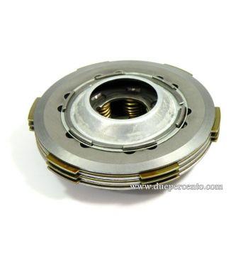 Frizione FA ITALIA, 3 dischi sughero, 2 infradischi, 6 molle per Vespa PK50/ S/ SS/ XL/ XL2/ FL/ HP/ N/ Rush/Ape