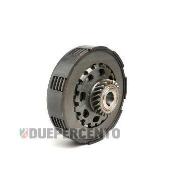 Frizione 8 molle, z21 denti, per Vespa PX125-200 / P200E / 180-200 Rally/ Cosa/ Sprint / 125 GT / GTR / T5