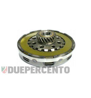 Frizione 8 molle, z21 denti, FA ITALIA rinforzata per Vespa PX125-200 / P200E / 180-200 Rally/ Cosa/ Sprint / 125 GT / GTR / T5