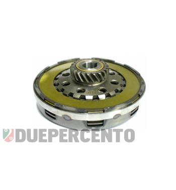 Frizione 8 molle, z22 denti, per Vespa PX125-200 / P200E / 180-200 Rally/ Cosa/ Sprint / 125 GT / GTR / T5