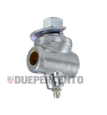 Kit snodo molla sospensione anteriore, lucidato per Vespa 125 V1-15/ V30-33/ VM/ VN/ VNB/ GT/ TS/ 150VL/ VBB/ Sprint/ Rally 180-200