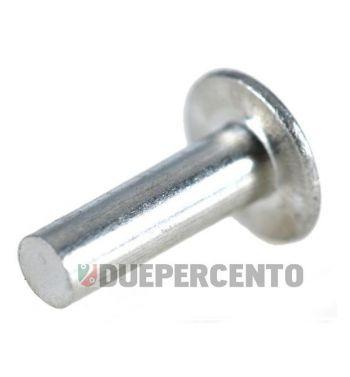 """Rivetto 3x10 mm, Ø testa 7,3mm, per montaggio targhetta sella, """"Aquila"""""""