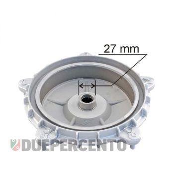 Tamburo freno posteriore FA ITALIA sede paraolio 27mm per Vespa 125 GT/ GTR/ TS/ 150 Sprint/ V/ Rally/ PX125-200