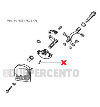 Spina conica comando selettore marce per Vespa 50-125/PV/ET3/PK50-125/S/XL/XL2