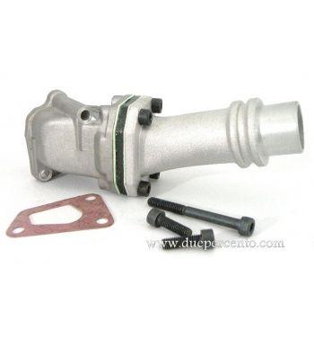 Collettore aspirazione lamellare 3 fori POLINI 24mm per Vespa PK50/ S/ SS/ XL/ XL2/ FL/ HP/ N/ Rush