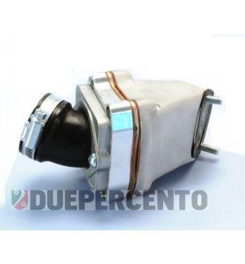 Collettore POLINI 24-30mm lamellare al carter 3 fori per cilindro girato per Vespa PK50-125/ S/ XL/ XL2/ ETS