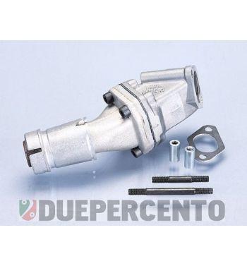 Collettore aspirazione lammelare 2 fori POLINI 19mm per Vespa PK50-125/ETS/XL/HP