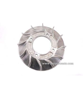 Ventola in alluminio FALC RACING per Parmakit con volano integrale
