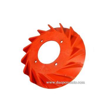 Ventola volano VESPATRONIC arancione per accensione VESPATRONIC, per Vespa 50/ 50 Special/ ET3/ Primavera/ PK50-125/ S/ XL/ XL2/ ETS