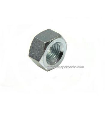 Dado volano M12x1,25 mm, h 10,0 mm Vespa PX125-200/ P200E/ TS/ T5/ Cosa/ PK/ S/ XL/ XL2/ FL/ Ape 50