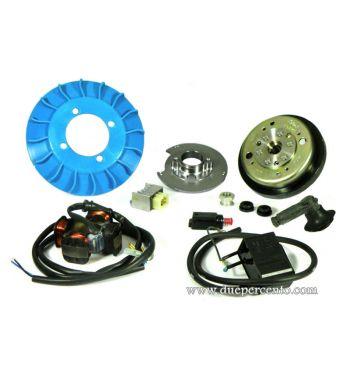 Accensione elettronica POLINI cono 19mm , 1,2Kg Vespa 50/ 50 Special/ ET3/ Primavera/ PK50-125