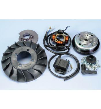 Accensione elettronica POLINI analogica - 1,4Kg - Per Vespa PX125-200/ P200E/ Lusso/ Cosa/ LML