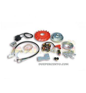Accensione elettronica MALOSSI VESPower MKII cono 19mm - 1,2Kg per Vespa 50/ 50 Special/ ET3/ Primavera/ PK50-125