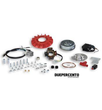 Accensione elettronica MALOSSI MHR VESPower MKII cono 20mm - 0,9Kg - Vespa PK 50-125/ S/ XL/ XL2/ FL/ HP/ N/ Rush
