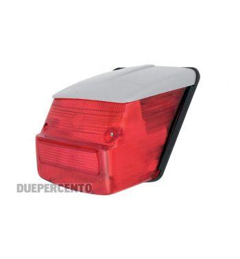 Fanale posteriore SIEM tettuccio grigio per Vespa  Rally180-200/ GTR/ TS/ Sprint