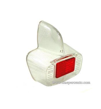 Plastica per fanale posteriore BOSATTA Vespa VNB1-5, VBB, GS VS5, 160 GS - bianca