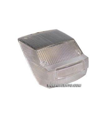 Plastica per fanale posteriore BOSATTA Vespa PX 125, 150, 200 E- bianca