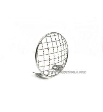 Griglia in metallo per fanale, per Vespa VNB3-6/ 150 VBA/ VBB/ VGLA-B/ GS VS5/ 160 GS
