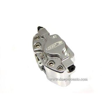 Pinza freno SIP 2 pistoncini Ø 31,5 mm, alluminio anodizzato Vespa PX '98/ MY/ '11 kit GRIMECA