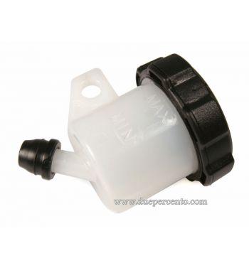 Serbatoio di compensazione esterno per tubo freno/trasduttore