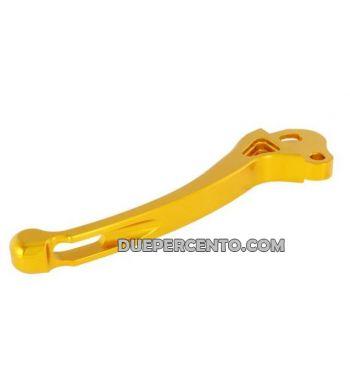 Leva sportiva GRAND-SPORT CNC frizione - colore oro per Vespa Smallframe/ Largeframe