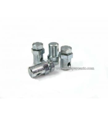 Morsetto cavi marce e frizione per Vespa 50/ 50 special/ ET3/ PK50-125/ PX125-200/Rally/ GTR/ GL