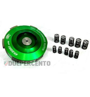 "Frizione FABBRI RACING ""Green"" per Vespa 50/ 50 Special/ ET3/ Primavera/ PK50-125/ FL/ XL/ ETS/ N/ APE"