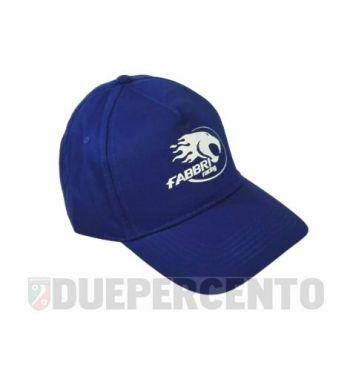 Cappellino blu FABBRI RACING