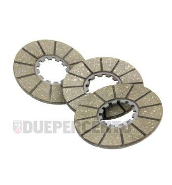 Dischi frizione SURFLEX 3 dischi in sughero per Lambretta 125 E/F