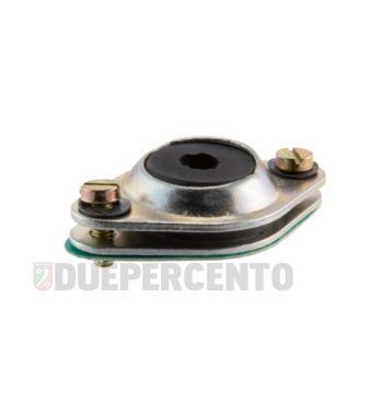 Kit lamiere di bloccaggio cavi alloggiamento ventola, per Lambretta 125 LI 2°-3°/LIS/DL/GP/150 LI 2°-3°/LIS/SX/DL/GP/175 TV 2°-3°/200 TV/SX/DL/GP