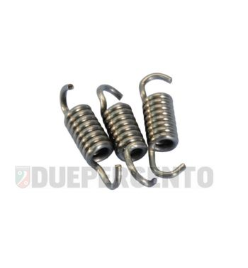 Molle frizione POLINI D.1,7 NERA per Vespa ET2/ET4/LX/LXV/S 50cc 2T/4T