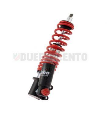 Ammortizzatore anteriore BITUBO corpo nero, molla rossa per Vespa Primavera/Sprint 50-150ccm ('17-)