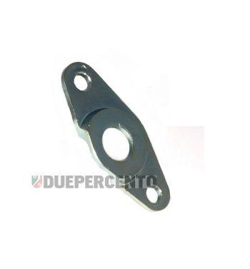 Piastra di fissaggio KR AUTOMATION ammortizzatore anteriore, parte superiore, per Vespa PX125-200E Lusso/´98/MY/T5 offset 4mm, abbassamento 5mm