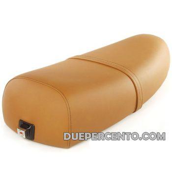 Sella marrone per Vespa PX125-200/ P200E Millenium