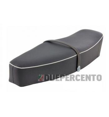 Sella grigio scuro per Vespa 125 VNA/ VNB/ GT/ GTR/ Super/ TS/ 150 VBA/ VBB/ GL/ Sprint/ V/ Super