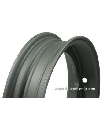 Cerchio in lega tubeless SIP PERFORMANCE 2.50-10 nero per Vespa 50/ 50 special/ ET3/ PX125-200/ P200E/ Rally 180-200/ T5/ GTR/ TS/ Sprint