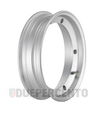 Cerchio in lega tubeless 2.0 SIP PERFORMANCE 2.50-10 grigio opaco per Vespa 50/ 50 special/ ET3/ PX125-200/ P200E/ Rally 180-200/ T5/ GTR/ TS/ Sprint