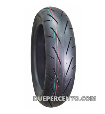 "Pneumatico UNILLI mod.558N Medium Racing 100/90-10"", Tubeless"