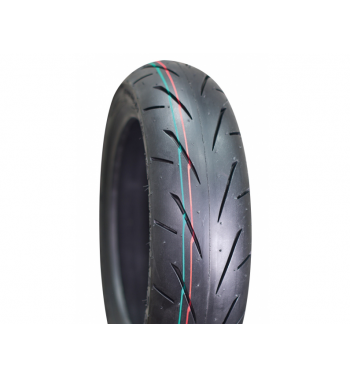 "Pneumatico UNILLI mod.558N Medium Racing 90/90-10"", Tubeless"