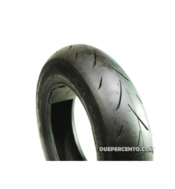 "Pneumatico UNILLI mod.TH558 PRO2 Soft Racing 90/90-10"", Tubeless"