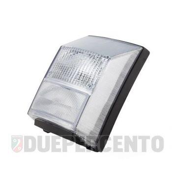 Fanale posteriore bianco BOSATTA per Vespa PK125/ PK80 S/100 S/ PK125 S