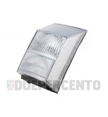 Plastica bianca per fanale posteriore BOSATTA per Vespa PK125/ PK80 S/100 S/ PK125 S