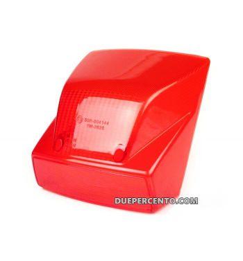 Corpo luminoso posteriore BOSATTA per Vespa 125-200/ PX MY - rosso