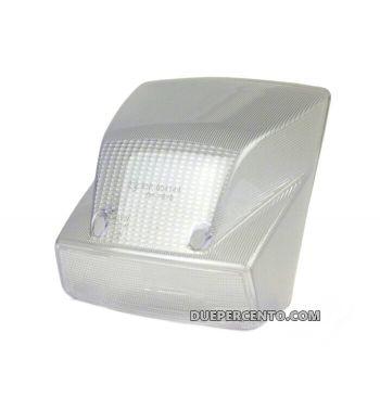 Corpo luminoso posteriore BOSATTA per Vespa 125-200/ PX MY - bianco