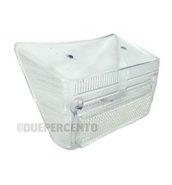 Corpo luminoso posteriore bianco BOSATTA per Vespa 50 Special/ Elestart
