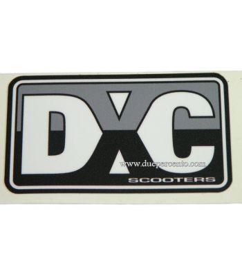 Adesivo DXC - GRIGIO