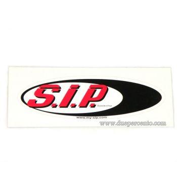 Adesivo SIP scootershop classico